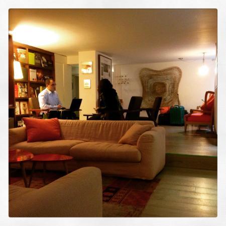 The Rothschild 71: area relax e accoglienza