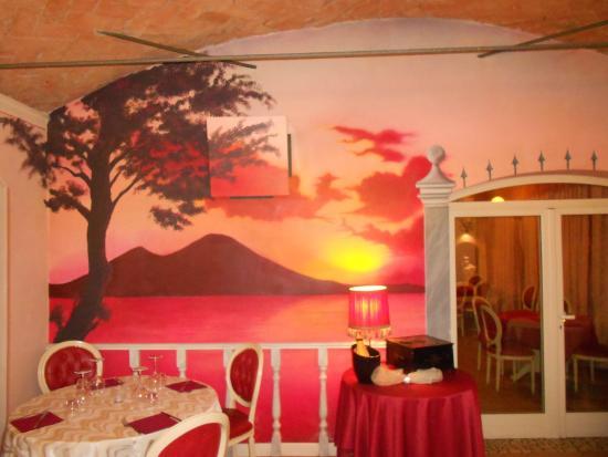 Rosso Relativo 2: foto sala interna..