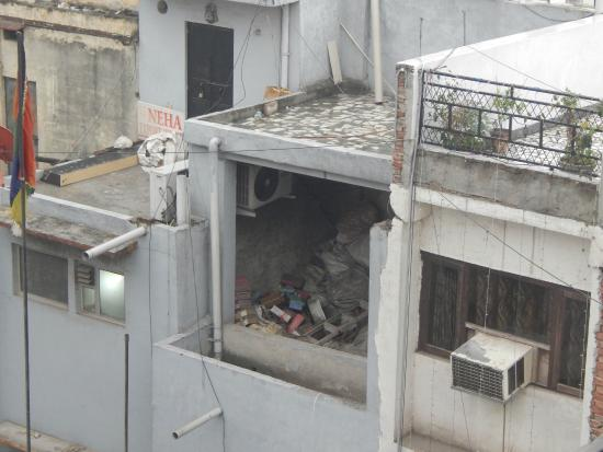 Hotel Hare Krishna: и ещё вид с крыши