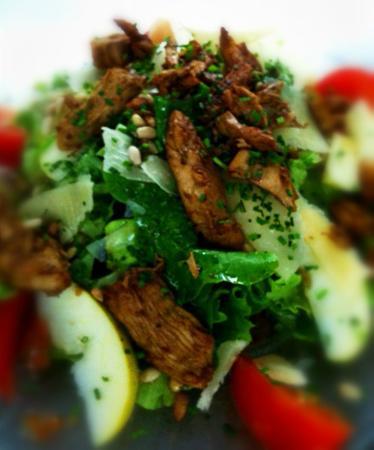 Brasserie Les Cimes: Nos Salades