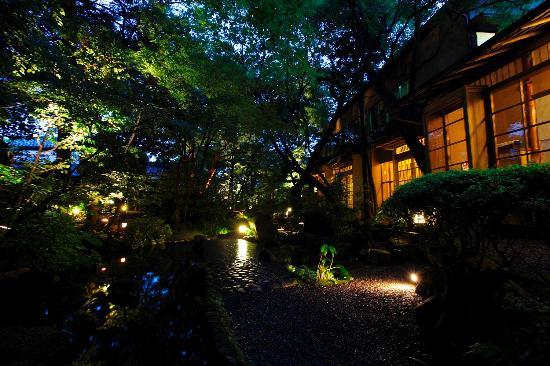 Heihachi Jaya: 庭園