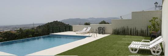 Hotel Villa Guadalupe: Pool