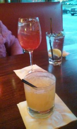 Not Your Average Joe's: Yummy drinks!!!!