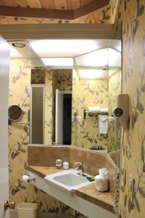 Best Western Plus Encina Lodge & Suites: detalhe banheiro