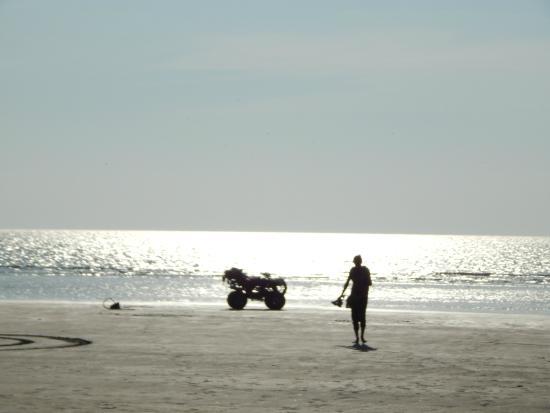 Versoli Beach: вдоль берега 3:)