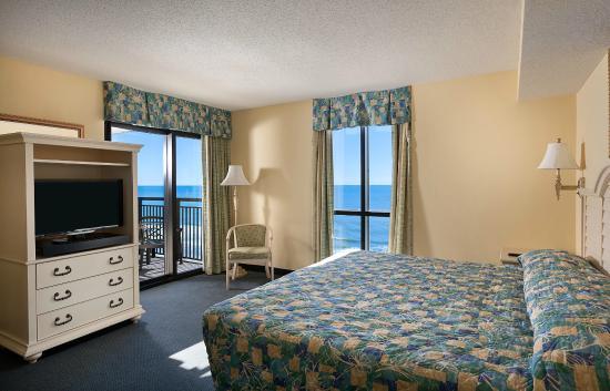 أوشن ريف ريزورت: Oceanfront Suites