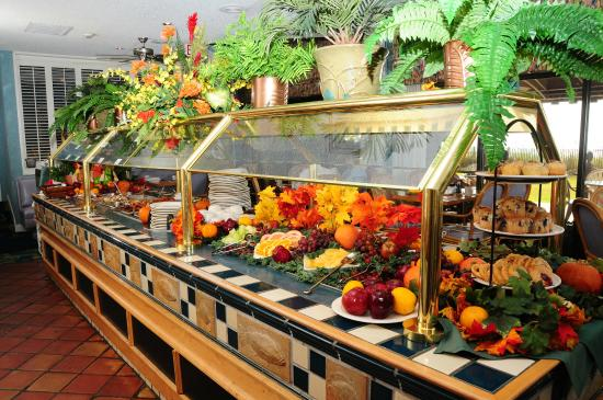 Ocean Reef Resort: Breakfast Buffet