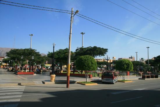 Plaza de Armas: Vista della piazza