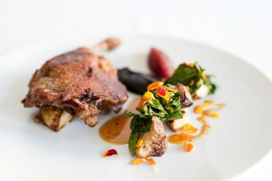 Five & Ten: Dinner | Duck Leg | Photo by Letters + Light