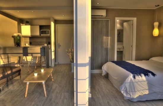 2122 Hotel Art Design: habitacion
