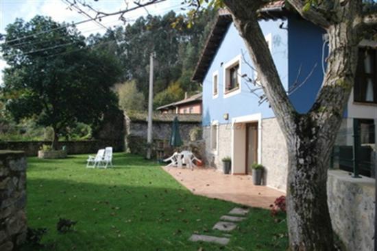 Casa de Aldea el Toral: Fachada