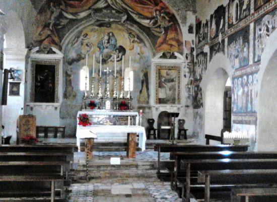 Santuario Madonna Di Ceri