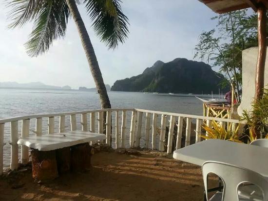 La Casa Teresa Beach Resort Breakfast Area