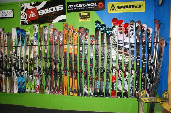 Triple Diamond Ski Shop