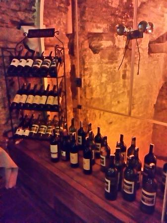 Defne Bar and Restaurant: Wine house