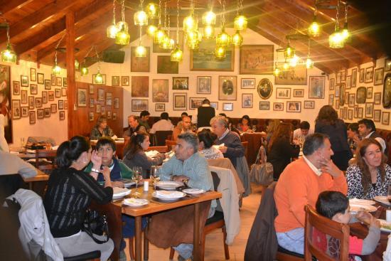 Fuente Nacional Restaurante