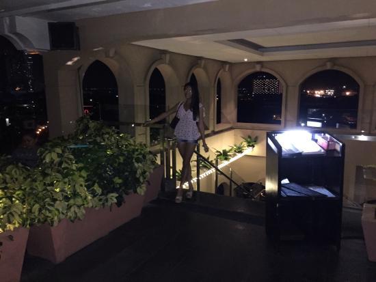 Sky Deck on Bayleaf Hotel: Sky Deck @ Bayleaf