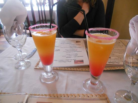 Villa Vanille: Cocktail de fruits frais