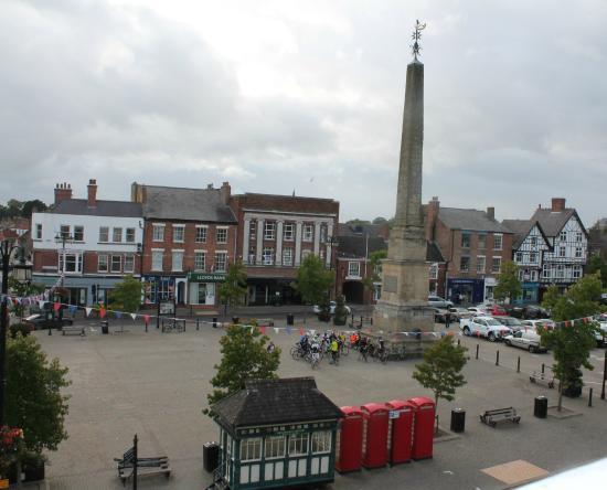 The Unicorn : Market Square.