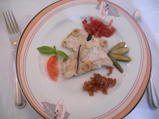 Villa Vanille: Duo de foie gras naturel et à la vanille