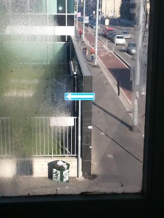 Hotel New Salus: Street View