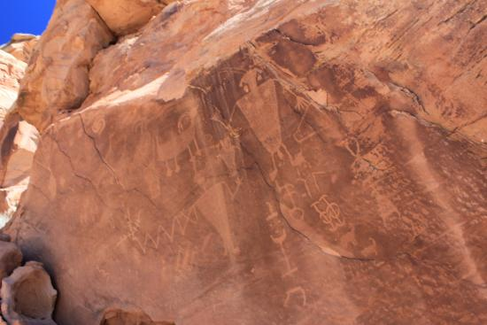 ‪Cub Creek Petroglyphs‬