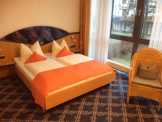 Hotel Zur Post Ismaning : Zimmer