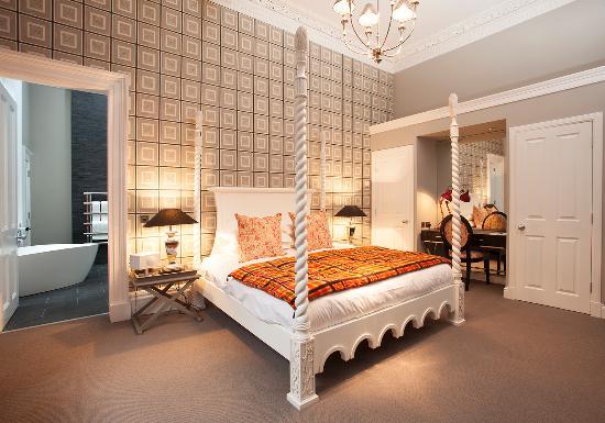 The Rutland Hotel : Apartment bedroom