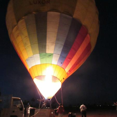 Magic Horizon Hot Air Balloons: hot air balloon ride