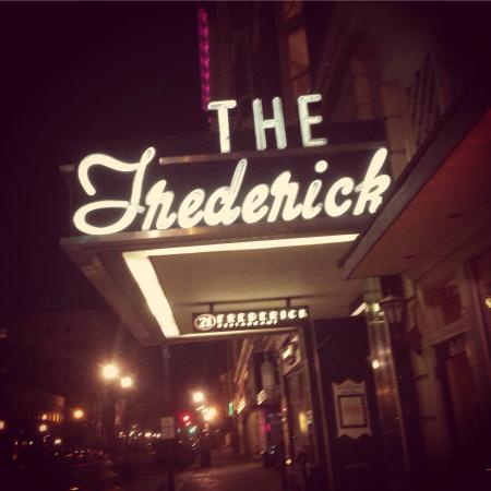 Photo of American Restaurant 21 at the Frederick at 940 Fourth Avenue, Huntington, WV 25701, United States