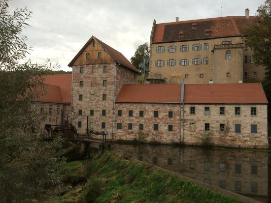 Bad Bocklet, Alemania: Schlossansicht