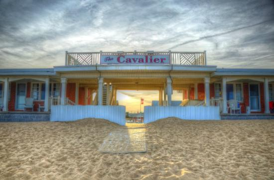 Cavalier by the Sea: Ocean Front