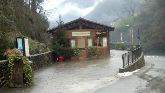 Fabbriche di Vallico, Itália: ristorante il mulino vecchio