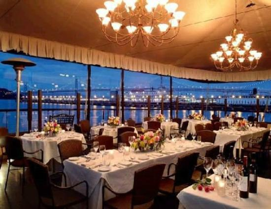 Waterfront Restaurant And Cafe San Francisco The