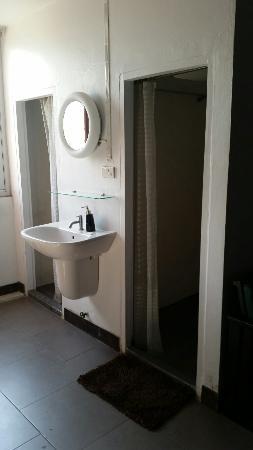 River View Guest House : Wc et douche