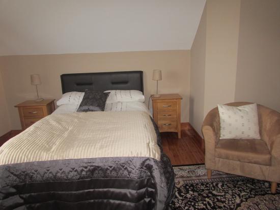Inishowen Lodge : Bedroom