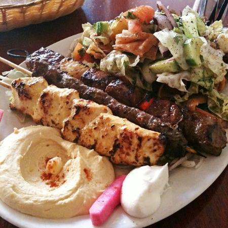 Lebanese Food Delivery London
