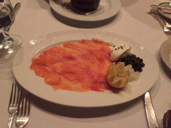 Chez Jean Pierre: Salmon