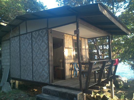Ao Sane Bungalows: wooden bungalow