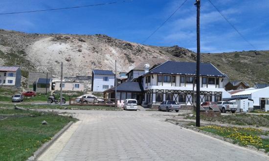 Copahue, Argentina: Hosteria Hualcupen