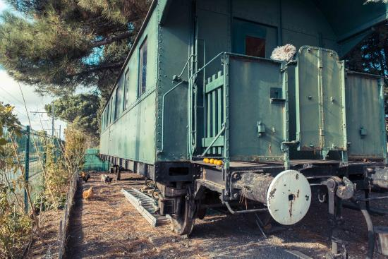 Millas, Francia: Le wagon
