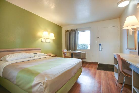 Motel 6 Elkton: Guest Room