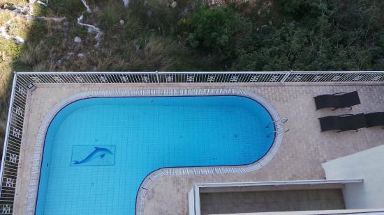 Residence de France: pool
