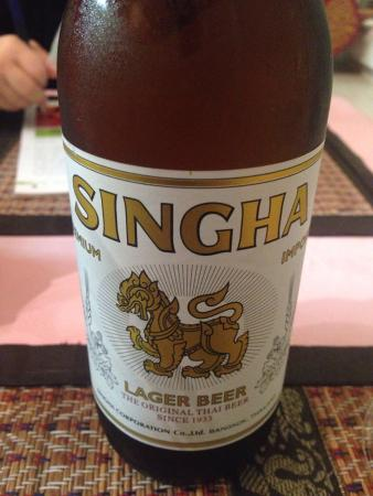 Labien Thai snc: singha !