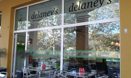‪Delaneys The sandwich bar‬