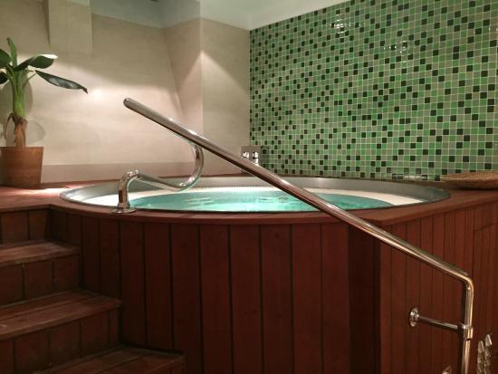 hotel i københavn med spa på værelset
