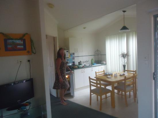 Darra Motel & Conference Centre : Lots of room for the 3 of us