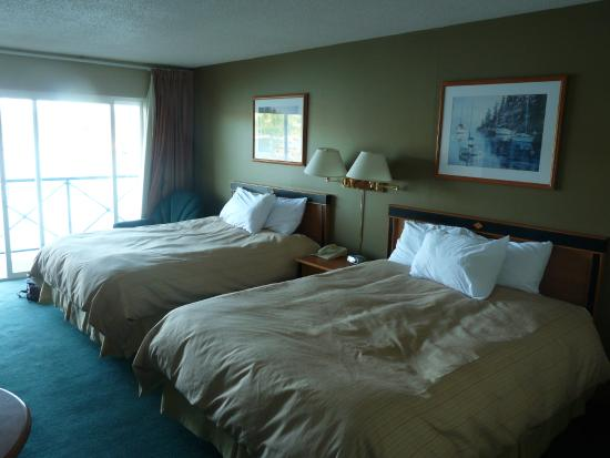 Glen Lyon Inn : Queen room with 2 queen beds