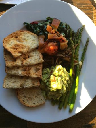 Oakhurst Inn: Vegan Toast