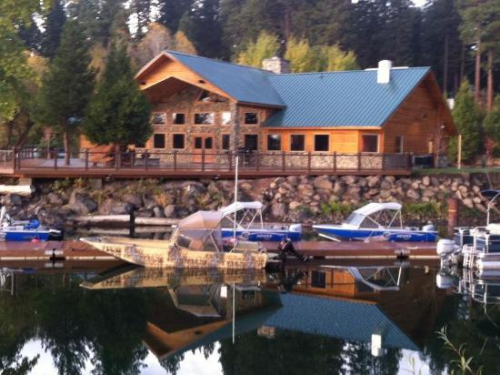 Harriman Springs Resort & Marina